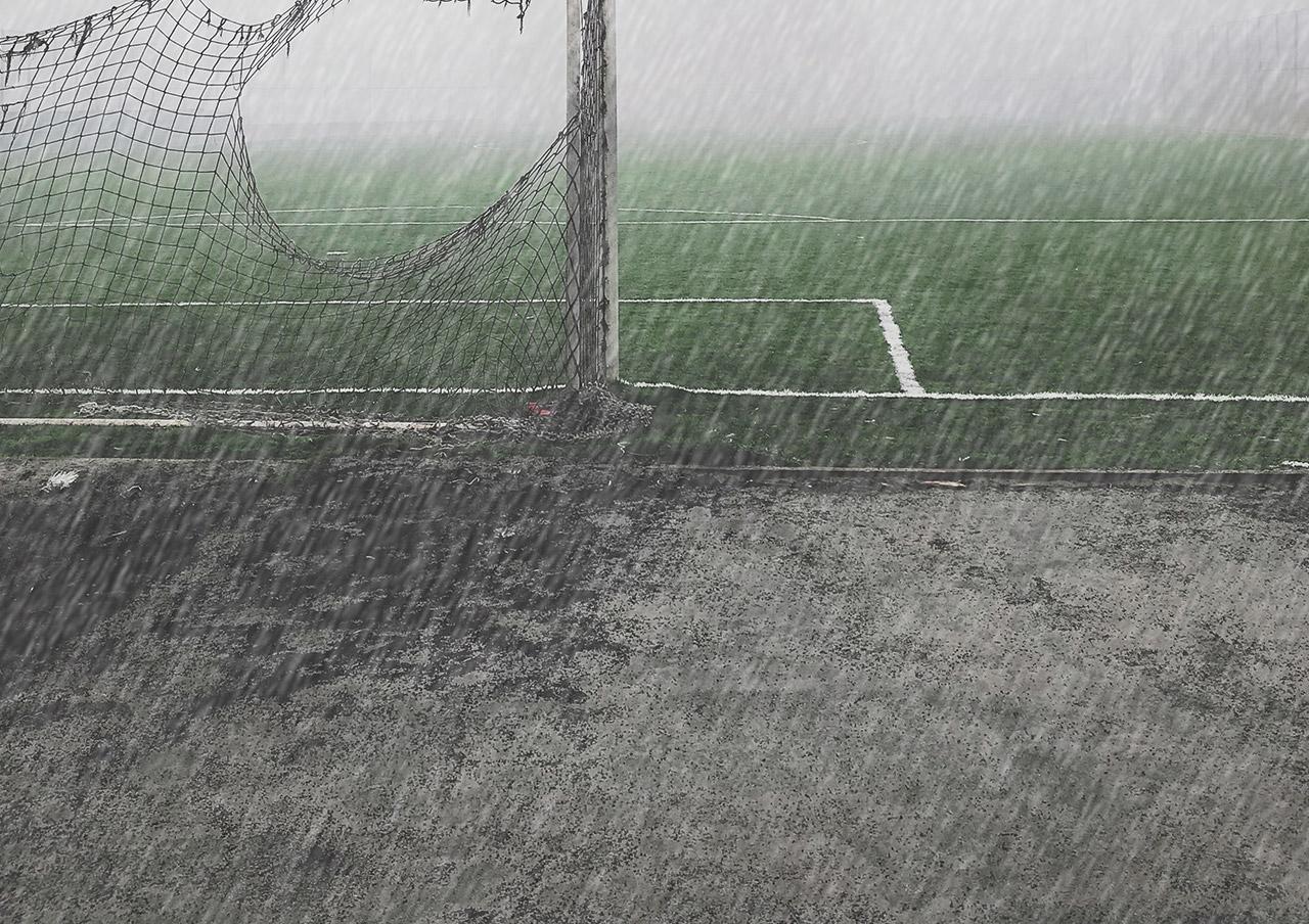 afgelastingen schoolvoetbal Almere 2020