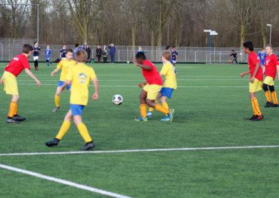 Schoolvoetbal Almere 2020