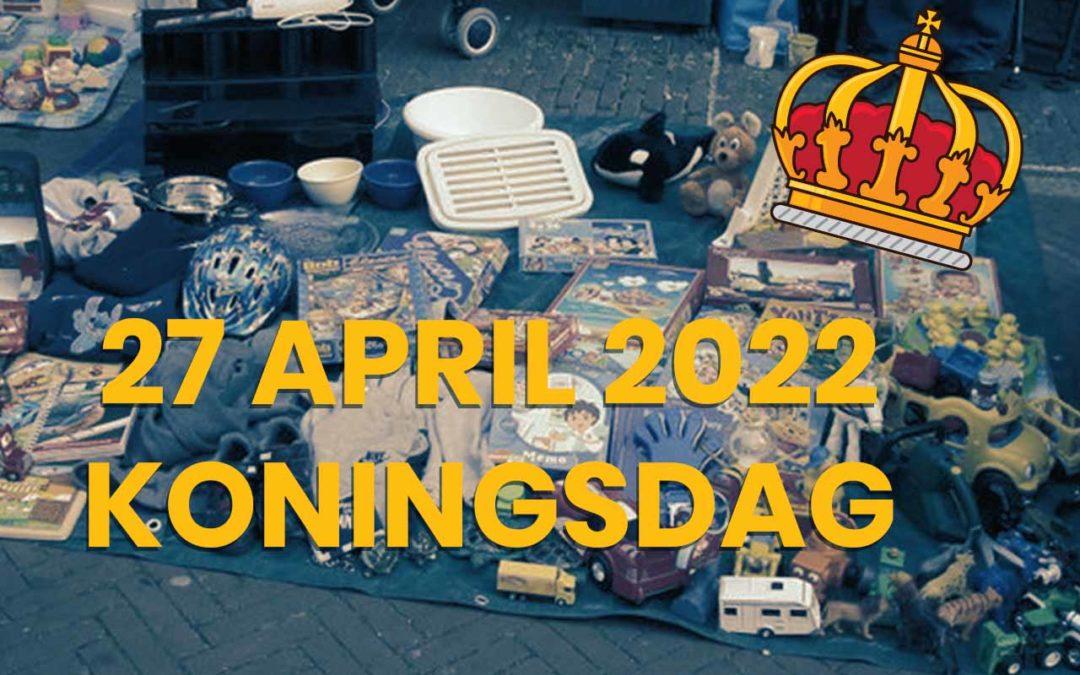 27 april 2022